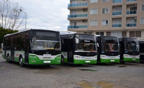 Alanya halk otobüsü fiyatları