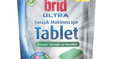 A101 Brid Ultra Bulaşık Makinesi Tableti Fiyatı